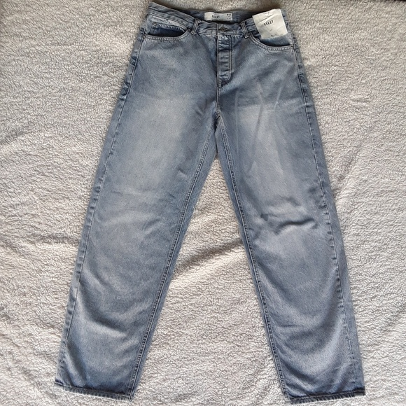 Topman Other - TOPMAN | NWT Baggy Light Wash Jeans 32x32